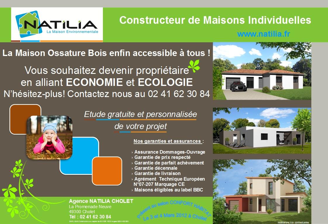 Salon Habitat Confort à Cholet Natilia Cholet